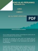 Introduccion -Historia de Los Caminos