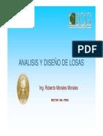 Analisis y diseño de losas Exp_Morales_LOSAS_01