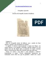 Apócrifos - Excertos do Evangelho Armênio da Infância.doc