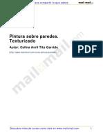 Pintura Sobre Paredes Texturizado 23180
