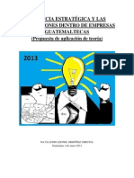 Gerencia Estrategica Generaciones Empresas Guatemaltecas por Claudio Leonel Ordoñez Urrutia