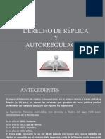 Present Ac i on Derecho de Replica Resume n