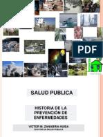 HISTORIA DE LA PREVENCIÓN DE ENFERMEDAD CLASE 2