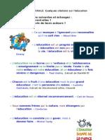 Citations éducation