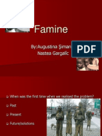 Famine Presentation