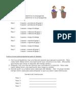 El Debate - El Formato y Las Instruccinoes