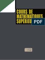 Cours de Math Sup Tome 1