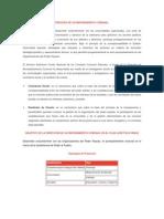 PROCESO DE ACOMPAÑAMIENTO COMUNAL