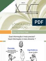 Introdução à Lógica Fuzzy