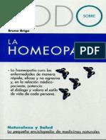Todo Sobre La Homeopatia
