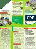 Leaflet Regional Seminar Genomics