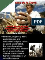 Conflicto Agrario