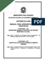 Manual Drenagem 2009