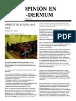 OEA-DERMUM-ABRIL-2009