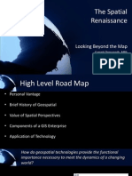 GTCW13 Integrating Geospatial With Business - Garrett Dunwoody
