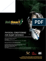BokSmart-Physical Conditioning for Rugby Referees