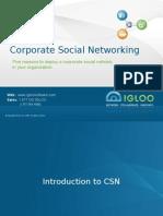 Corporate Social Network (5 Reasons)