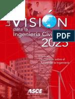 Vision Para La Ingenieria Civil en 2025