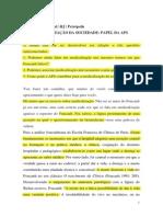 Bonet - Apresentação MEDICALIZAÇÃO DA SOCIEDADE