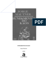 Mautner - Fundamentos Do Kaos