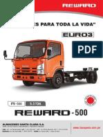 Isizu Reward 500