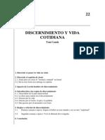 Catalá, Toni - Discernimiento y vida cotidiana