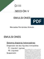 Introduccion a Las Emulsiones