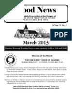 GoodNews.23 03.March2013
