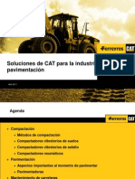 Soluciones CAT de Pavimentacion VF