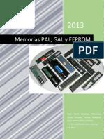Memorias Pal, Gal y Eeprom