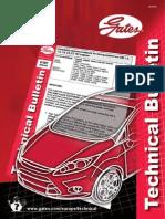 70503 e2 Technical Bulletin