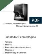 Contador Hematológico