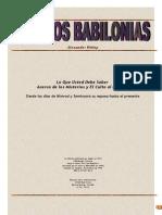 Alexander Hislop - Las Dos Babilonias