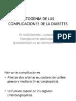 Patogenia de Las Complicaciones de La Diabetes