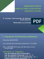 PUBLICIDAD ILÍCITA-REMEDIOS