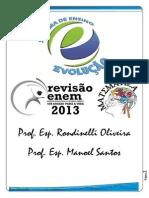 Apostila de Revisão ENEM - Evolução