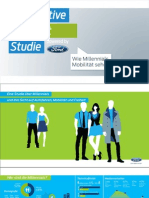 Ford Automotive Zeitgeist Studie