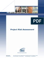 Sample project Risk