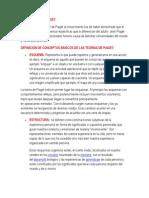 LAS TEORÍAS DE PIAGET