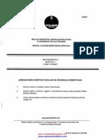 Trial Penang SPM 2013 MATHEMATICS K1 K2 [SCAN]