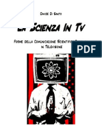 La Scienza in Tv
