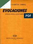 Anton Garcia Abril - Evocaciones