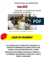 06-10-13. 3 Calidad y Manejo Del Factor Humano en La Empresa Estudiarrr