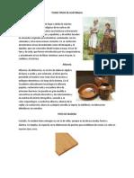 Tejido Tipico de Guatemala
