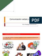 Comunicacion Verbal, No Verbal_8vos
