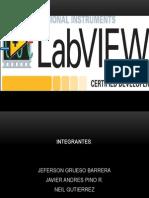 Presentación LabVIEW