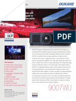 Dukane Imagepro 9007WU-L