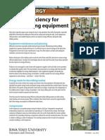 Energy Dairy Milking Equipment PM2089X
