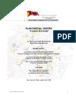 Plan Parcial Centro 1 3