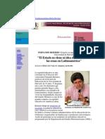 El Estado no tiene ni idea de cómo hacer las cosas en Latinamérica_Entrevista a Fernando Reimers